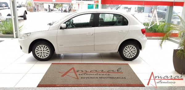 GOL G5 1.6 TREND COMPLETO + AIR BAG E ABS - 2013