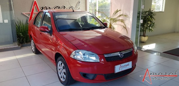 SIENA EL 1.4 FLEX COMPLETO+AIR BAG E ABS - 2013