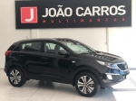 João Carros Multimarcas-GUAPORE-KIA-SPORTAGE-LX2-OFF-G4-2.0-FLEX-AUT-2013 - R$ 64.900,00