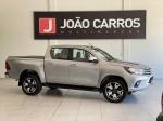 João Carros Multimarcas-GUAPORE-TOYOTA-HILUX-CD-SRV-4X4-FLEX-2017 - R$ 109.000,00