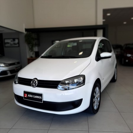 VW FOX 1.6 GII TREND FLEX 4P - 2013