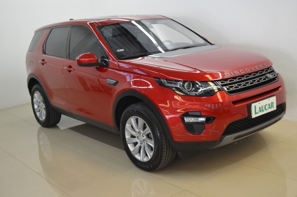 DISCOVERY SPORT SE - 2017