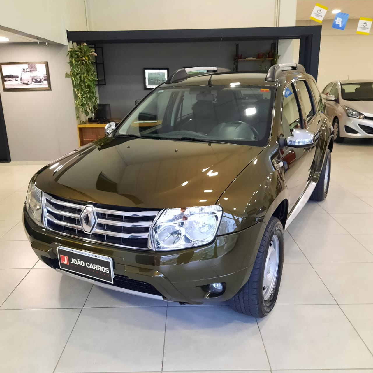 DUSTER DYNAMIQUE 2.0 MANUAL - 2012