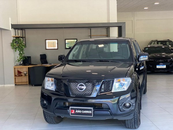 NISSAN FRONTIER 2.5 S 4X4 CD DIESEL MANUAL - 2014