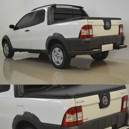 FIAT STRADA WORKING CD - 2010